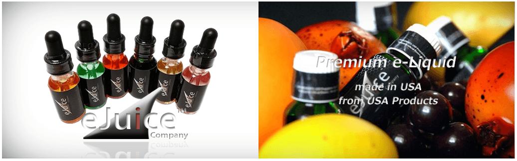 電子タバコリキッドブランドE-juice Company