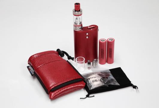赤い 電子タバコ