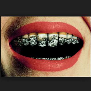電子タバコ 黄ばみ