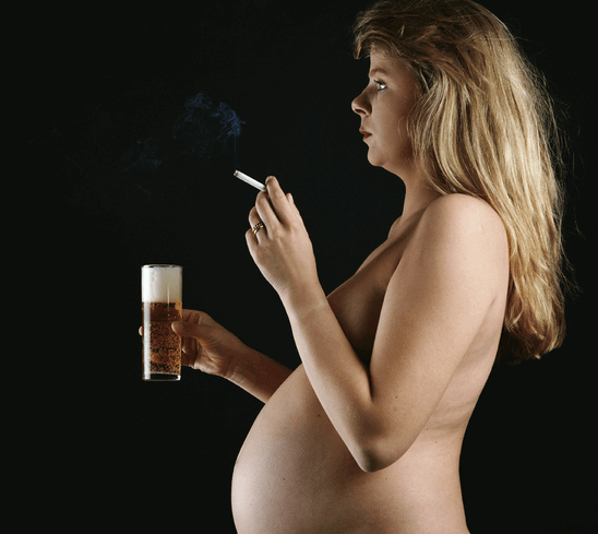 妊婦 喫煙