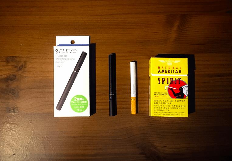 電子タバコ 比較